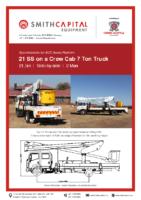 21SS Crew Cab